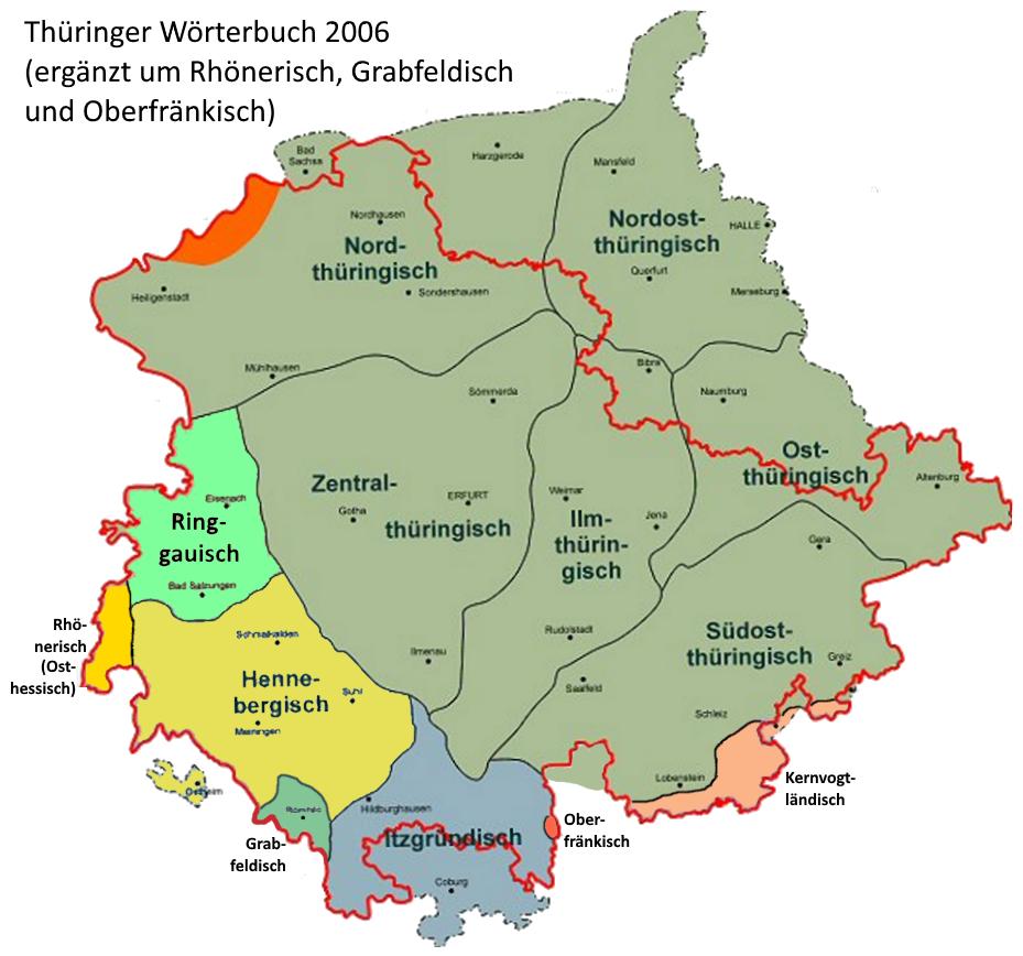 Hessen Dialekt